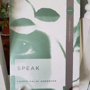 Speak Book